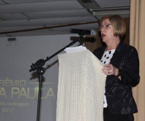 Diretora Educacional, profª Drª Marinice Souza Simon